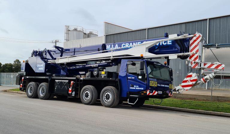 New Fleet - 60 Tonne Tadano